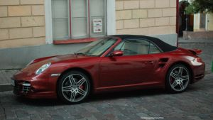 Porsche 997 Carrera Turbo Cabriolet by ShadowPhotography