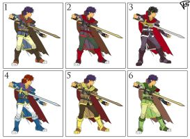 Ike Colors by Brainstorm-bw-style