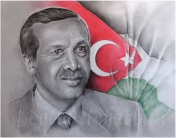 Erdogan by dALIaE