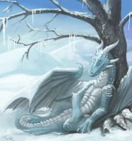 Snowed in by Ruth-Tay
