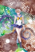 Sailor Uranus by EyeXcatcher by Eye-X-catcher