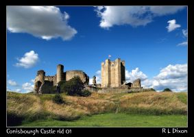Conisbourgh castle rld 01 by richardldixon