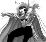 Daily Sketches Doctor Strange by fedde