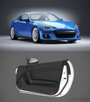 Toyota GT86/Subaru BRZ WIP10 by The-IC