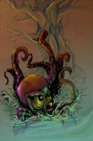 Hipster Colors in Octo Swamp by dnmn89
