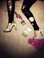 wasted youth by xlalaxx