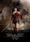 Wonder Woman movie by ArkhamNatic