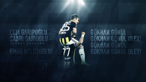 Emre Belozoglu and Gokhan Gonul by osmans9