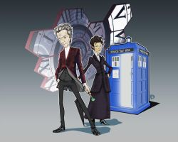 Doctor Who - Looking forward to Series 9 by DouggieDoo
