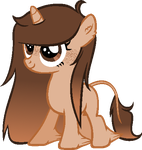 Filly!Cocoa by FernKitty2