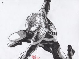 Spiderman-after MAD! (10) by GabRed-Hat