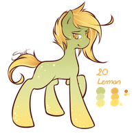 20 Lemon by secret-pony