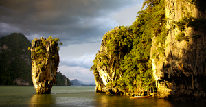 James Bond Island by Slippery-Stan