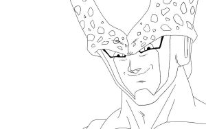 Cell Lineart by RuokDbz98