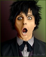 Billie Joe Armstrong by pixellorac