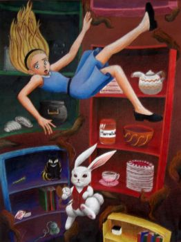 Down the Rabbit Hole by FlukeOfFate