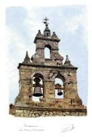 Campanario - bell tower by rumisoc
