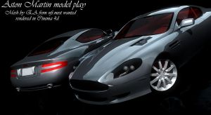 aston martin by ea mesh play by ragingpixels