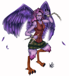 CM: Harpy by Donnis
