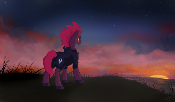 Tempest Shadow by grethzky