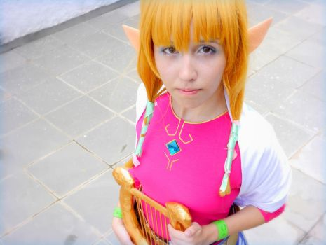 Skyloft Zelda 4 by pabas