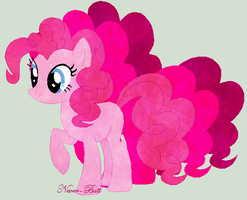 Pinkie Pie by l3utts