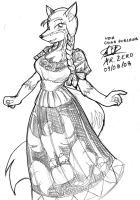 China poblana by Mr-Zero