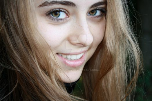 Beautiful eyes | Herbst close-up by mimicry94