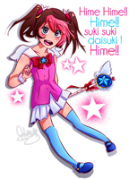 .Dezz Hime Hime. by Ciomy