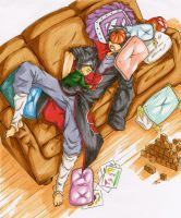 Nap Time by SevenTreasuresxxx