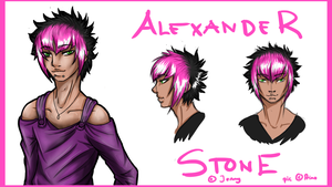 Contest entry: Alex's new look by limebanana
