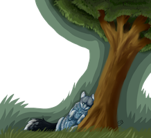 Tree by Forever-Wolfy
