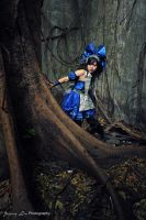 Alice in Wonderland by AyrOmayra