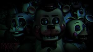 [SFM] Happy FNAF 2 Anniversary! by MaxieOfficial
