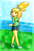 Isabelle by JezMM
