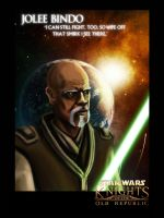 Jolee Bindo: The Grey Jedi by Entropist2009