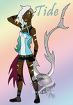 Tide - Character Sheet by Dreamer-Of-Ravens