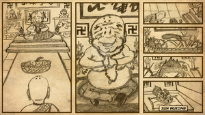 The Legend Of Sun WuKong - Page 2 by S3NTRYdesigns
