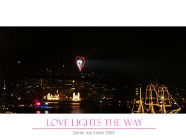 NYE '05 - Love Lights The Way by djsteen
