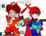 Daisy and Roy ( Completed ) by Ramos64