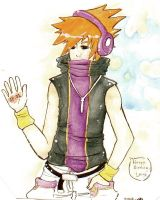 Neku by fadedcolours