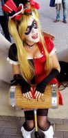 Harley Quinn crazy for you! by Elis90