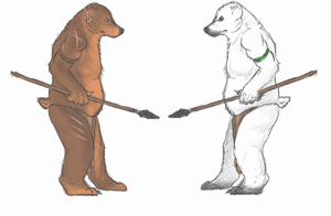 Anthro Bear adoptables by Rocky-Vermillion
