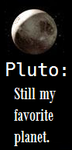 PLUTO THE PLANET by lenden