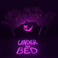 it came from UNDER THE BED by Skelefrog