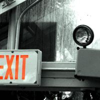 Exit by horstdesign