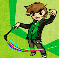 Me Wind Waker Style by BlackBerriNinja