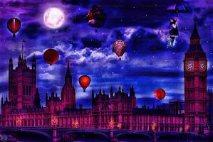 A-trip-to-London by Renata-s-art