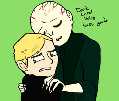 The Dark Lord Loves You by UberNerdMaster