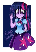Twilight Sparkle by Voltech99